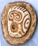 Knowth Macehead Fridge Magnet.